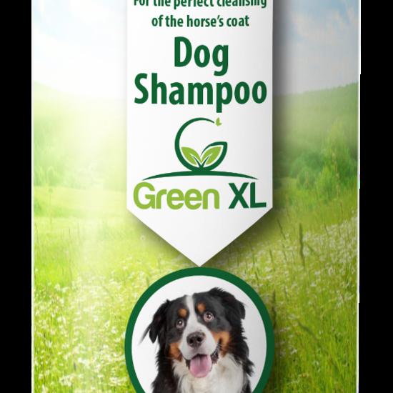 Hunde Shampoo 500ml - Columbus Green